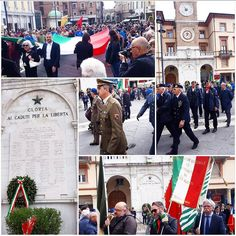 Italy's Liberation Day (Festa della Liberazione) is a national Italian holiday commemorating the end of the Italian Civil War and the end of Nazi occupation of the country during #ww2 (25th of April 1945). These pics show how Rimini celebrates this important event.  Bella Ciao!  #wwii #secondaguerramondiale #secondworldwar #liberation #liberazione #25aprile2016 #25aprile #rimini #italy #bellaciao #resistenza #resistence #nazi #occupation #occupazione #war #wartime #soldier #partigiani…