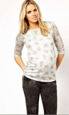 butterfly #maternity top
