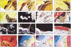 La Dune de Jodorowsky y Moebius: los diseños y arte conceptual de la película fallida