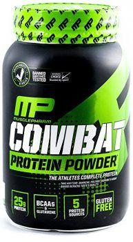 MusclePharm Combat 100 Whey Protein Powder Vanilla 5 Pound for sale online Best Whey Protein, Gluten Protein, Muscle Protein, Protein Blend, High Protein, Casein Protein Powder, Best Protein Powder, Amino Acid Supplements, Protein Supplements