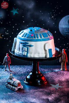 R2-D2, Star Wars, Children's Day, Torte, BB-8-Droid