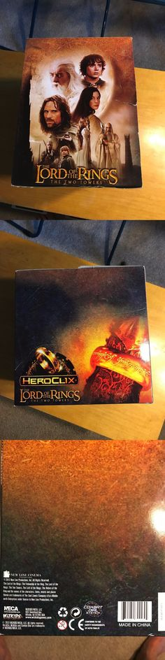 Mixed Lots 44004: Heroclix The Lord Of The Rings: The Two Towers 30-Pack Booster Box -> BUY IT NOW ONLY: $78 on eBay!