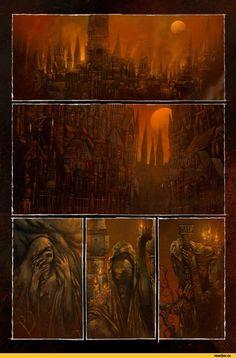 BloodBorne-Игры-Комиксы-длиннопост-2476831.jpeg (683×1024)