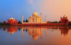 Taj Mahal- An eternal beauty. #tajmahal #oyorooms