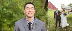 Mandy+Ken's Romantic Farm Wedding by Orange2Photo (sister company of Gerber+Scarpelli Photography)
