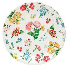Meadow Melamine Side Plate