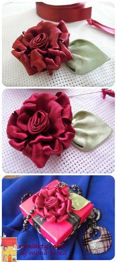 Rosa elegante cinta de raso .. Debate Sobre LiveInternet - Servicio RUSOS Diarios Online