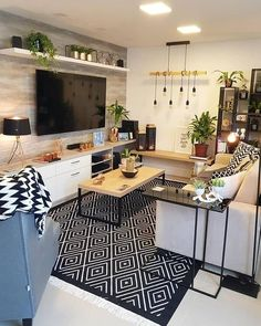 52 Cozy Decor To Rock This Season interiors homedecor interiordesign homedecortips Easy Home Decor, Home Decor Trends, Living Room Designs, Living Room Decor, Interior Design Boards, Interior Decorating Styles, Decorating Games, European Home Decor, Home And Deco