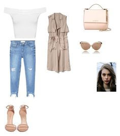"""""""Untitled #37"""" by paulans on Polyvore featuring Gap, Stuart Weitzman, MANGO, WearAll, Givenchy and Linda Farrow"""