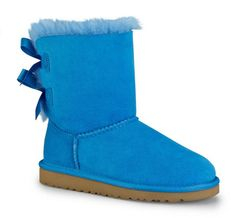 Blue Uggs with bows :), store,winter ugg boots, cute boots Uggs For Cheap, Ugg Boots Cheap, Bow Boots, Cute Boots, Ugg Bailey Button, Bailey Bow, Blue Uggs, Ugg Store, Sheepskin Ugg Boots
