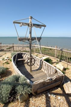Selsey Beach is Stop 16 on the easyFurn.co.uk tour of England
