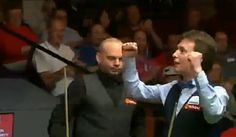 Snooker, my love: 2014 World Championship (Day 2) - Doherty rolls back the years