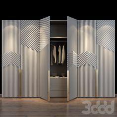 Wardrobe Interior Design, Wardrobe Door Designs, Wardrobe Design Bedroom, Interior Design Boards, Bedroom Furniture Design, Wardrobe Room, Bedroom Cupboard Designs, Home Room Design, Latest Furniture Designs