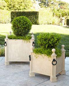 -5RTN Neoclassical Indoor/Outdoor Planter