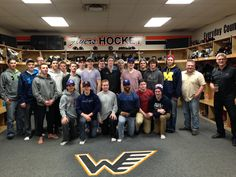 Manitoba recently hosted Ryan Walter as LeaderImpact Forum speaker and events with High School and Junior hockey teams.