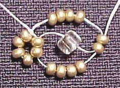 path for tennis bracelet # tennis bracelet # thread - Thread.path for tennis bracelet - Seed Bead Jewelry, Bead Jewellery, Glass Jewelry, Wire Jewelry, Seed Beads, Beaded Jewelry Patterns, Bracelet Patterns, Diy Schmuck, Tiffany Jewelry