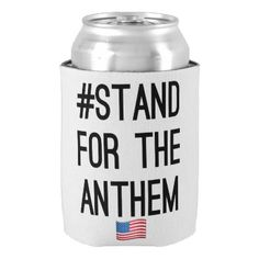 Bestseller stand for the anthem football USA Can Cooler - diy cyo customize create your own personalize