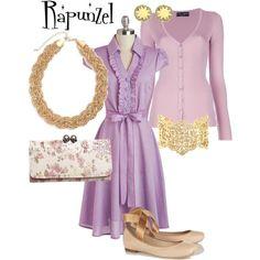 Rapunzel: Disney's Tangled
