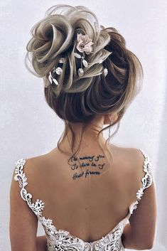 Captivating Wedding Hairstyles For Medium Length Hair ❤ See more: http://www.weddingforward.com/wedding-hairstyles-medium-hair/ #weddingforward #bride #bridal #wedding
