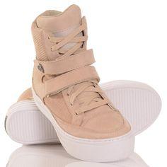 Tênis Feminino Hardcore Footwear 2 Velcros | Mundial Calçados