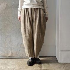 ikkuna/suzuki takayuki / charro pants Ⅰ