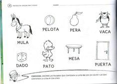 actividades para imprimir de la canción del jardinero maria walsh - Buscar con Google