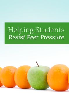 *Excellent resource: Helping Students Resist Peer Pressure: Use this four-step model to teach good decision making and help kids resist the pull of peer pressure. Youth Bible Lessons, Youth Sunday School Lessons, Lessons For Kids, Counseling Teens, Elementary School Counseling, School Counselor, Group Counseling, Facs Lesson Plans, Bible Study For Kids