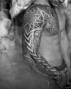 #polynesiantattoossleeve