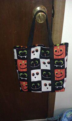 Halloween bag.
