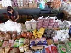 Luang Namtha Market - Lao
