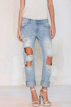 Nasty Gal Denim - The Riot Slim