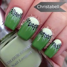 nails.quenalbertini: Instagram photo by christabellnails - ink361