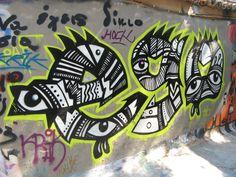 Athen's. Graffity