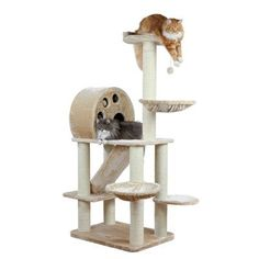 Allora Playground Cat Condo => You will love this! More info here : Cat scratcher Cat Training Pads, Cat Playground, Cat Id Tags, Cat Shedding, Cat Scratcher, Cat Fleas, Cat Condo, Cat Memorial, Cat Accessories