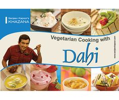 Nutritious dahi has been an integral part of the Indian meal for ages, due to its cooling and digestive qualities. Dahi has myriad health benefits, since it is packed with protein, vitamins and calcium. It strengthens the immune system. Cooking with dahi is easy!