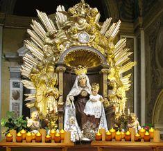 Modlitba Žádost k Panně Marii Karmelské | oficiální webové stránky karmelitánského řádu