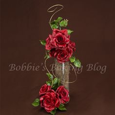 Take Your Sugar Roses to the Ultimate Level with Wired Petals - Bobbies Baking Blog