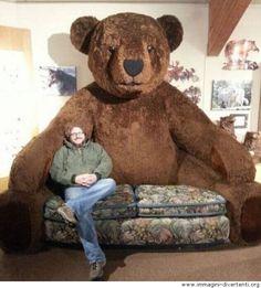 Trovato un divano strano