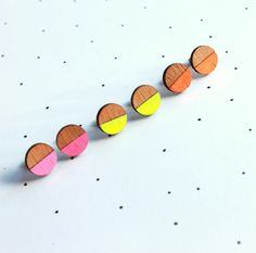 Etsy Thursday! Wooden Laser Cut Jewelry from solittletimeco! » Justine Johnson Photography Blog