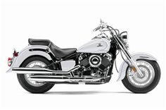 2009 Yamaha v star 650 silver - My Bike to learn how to ride