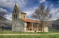 #Románico de #Palencia , Iglesia de Nuestra Señora de la Asunción #Pisón de #Castrejón , municipio de #Castrejón de la Peña, provincia de #Palencia