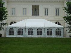 40x60 Pole Tent Events Unlimited Party Rentals Tent