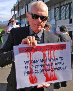 Blog: WAZA Agrees on Need for Action for Dolphins | Ric O'Barry's Dolphin Project