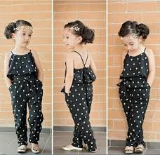 Neue Mädchen Baby Kinder Sling Overalls Overall Sommer Strampler Playsuit Pants … - Ideas Little Girl Outfits, Kids Outfits Girls, Toddler Girl Outfits, Little Girl Fashion, Fashion Kids, Fashion Clothes, Fashion Dolls, Trendy Fashion, Fashion Tights