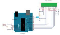 Arduino Capacitance Meter Circuit 2