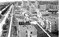 Warszawa Rakowiec. Aleja Zwirki i Wigury.