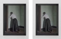 Davide Allieri, WERONIKA, fotografia, colore, stampa inkjet, 40x30 cm, ed./3 (coppia), 2014