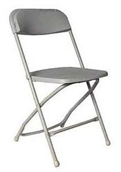 Wholesale Prices - #Gray #Folding #Chair - 800 pd Test - Call for Quantity Discounts - 855-653-8411 Sale Price $8.85 Product Code: : LC99G http://www.california-chiavari-chairs.com/grey_poly_folding_chair_p/lc99g.htm