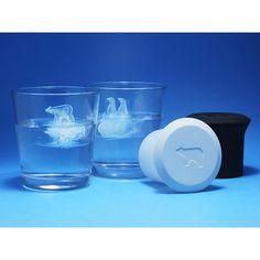 POLAR ICE MOLD SET   Ice cube mold, novelty kitchen tool, funny gift   UncommonGoods