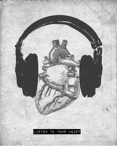 Music to my soul - of all earthly music that which reaches farthest into heaven is the beating of a truly loving heart ♥⚓♥